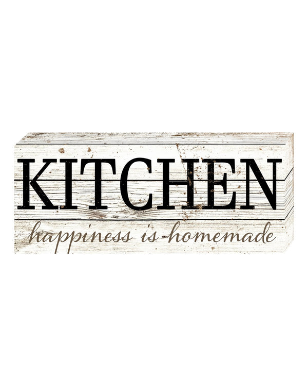 Oak Patch Gifts Vintage Kitchen: Kitchen Happiness Canvas