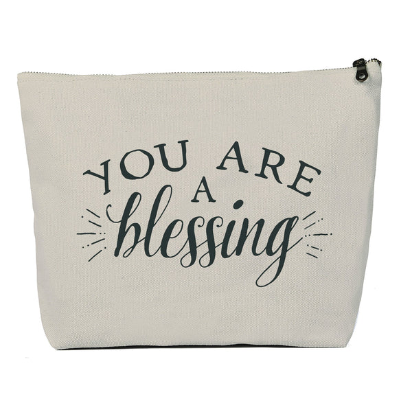 Divinity Boutique Makeup Bag: You Are A Blessing