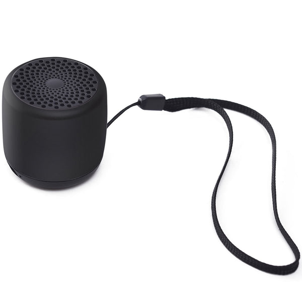 Bluetooth Nano Speaker Black by Mad Style Wholesale