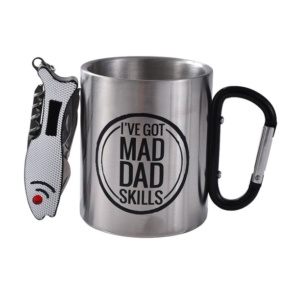 Mad Dad Skills Gift Set