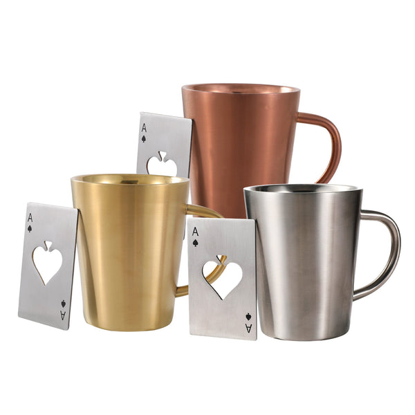 Double Trouble Executive Drinkware Gift Set