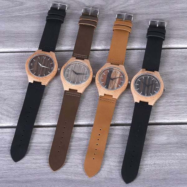 Bamboo Watch - Nicole Brayden Gifts
