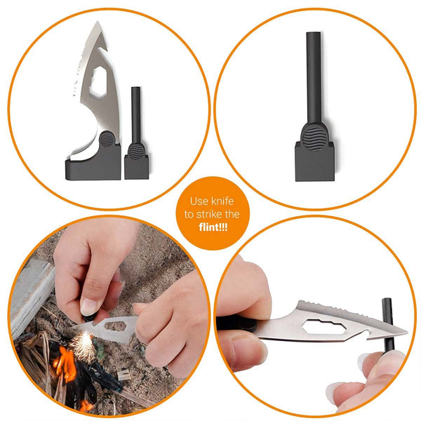 Men's 18 In 1 Survival Tool - Nicole Brayden Gifts
