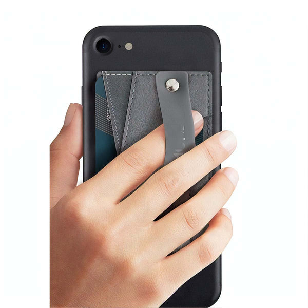 Men's Origami Phone Wallet Grip and Stand - Nicole Brayden Gifts