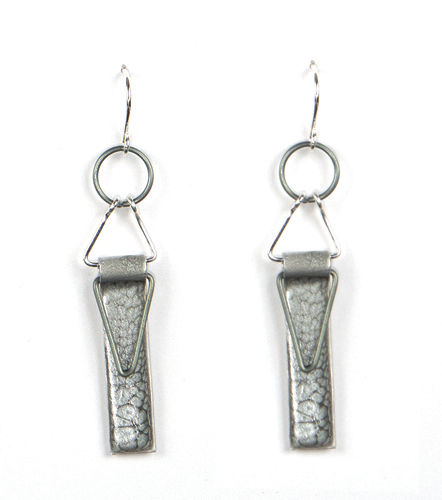 Jody USA Free Form Rectangle Earring