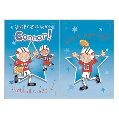 Singing Card- Connor