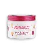 L'Occitane Shea Butter Festive Garden Ultra Light Body Cream