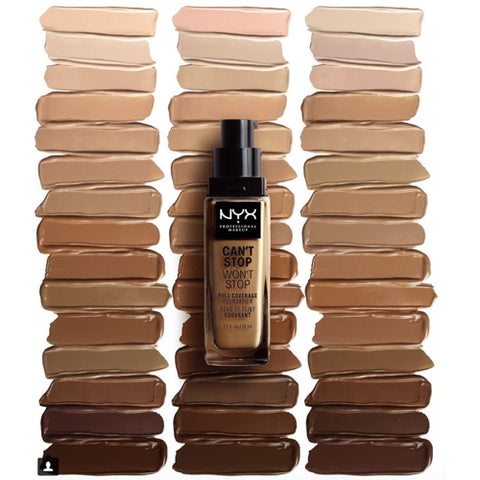 NYX Can't Stop Won't Stop 24Hr Foundation