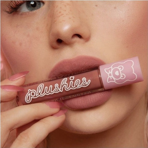 Lime Crime Milk Tea Plushies Lipstick