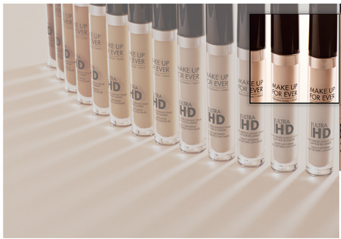 Makeup forever Ultra HD Light Capturing Self Setting Concealer 32.5