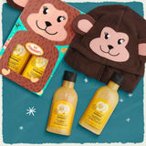 The Body Shop Go Bananas! Truly Nourishing Hair Kit