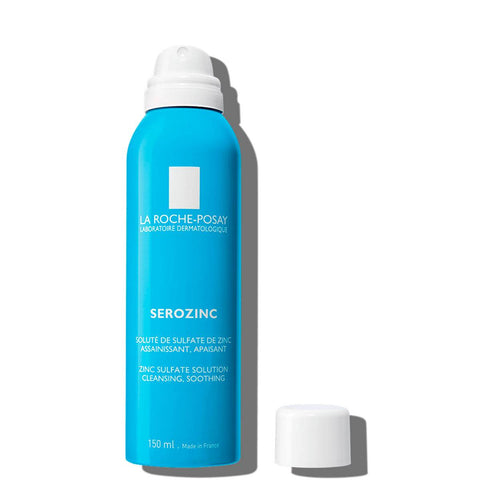 La Roche Posay Serozinc 150ml - Zinc Sulfate Cleansing Soothing Spray