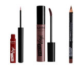 Nyx Wine & Dine set - (Eyeliner, Lip Liner & Lip Gloss)