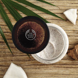The Body Shop Coconut Exfoliating Cream Body Scrub