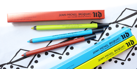 Urban Decay Jean-Michel Basquiat 24/7 Glide-On Eye Pencil