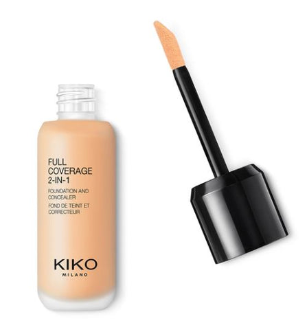 Kiko Milano Skin Modernist Full Coverage 2-in-1 Foundation & Concealer