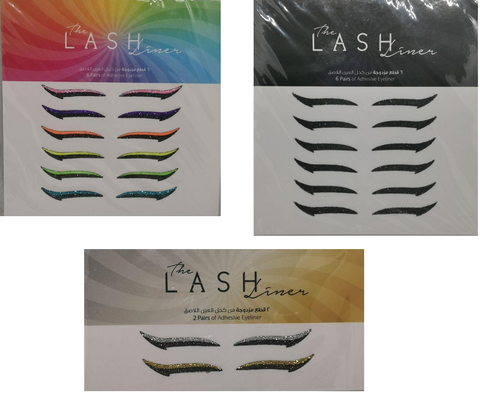 The Lash Liner adhesive Eyeliner - Set of 3