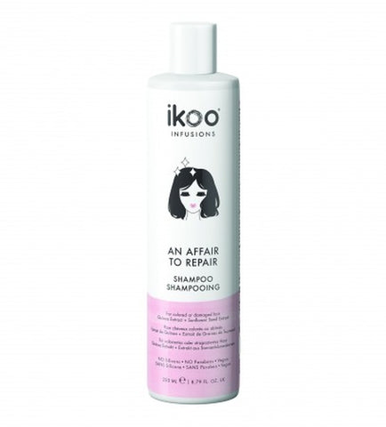 Ikoo Infusions An Affair To Repair Shampoo