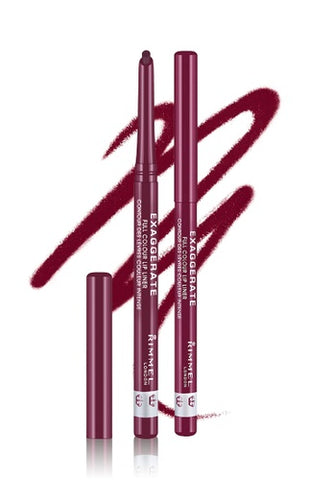 Rimmel Exaggerate Full Color Lip Liner