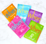 When's Skincare - set of 3 masks