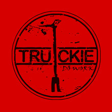 Load image into Gallery viewer, Truckie Red Firefighter Shirt
