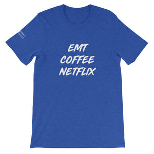 EMT Coffee Netflix shirt