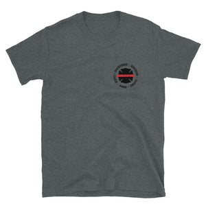 Thin Red Line Brotherhood Shirt (3 Colors)