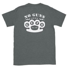 Load image into Gallery viewer, No Guns Just GUTS Co Shirt