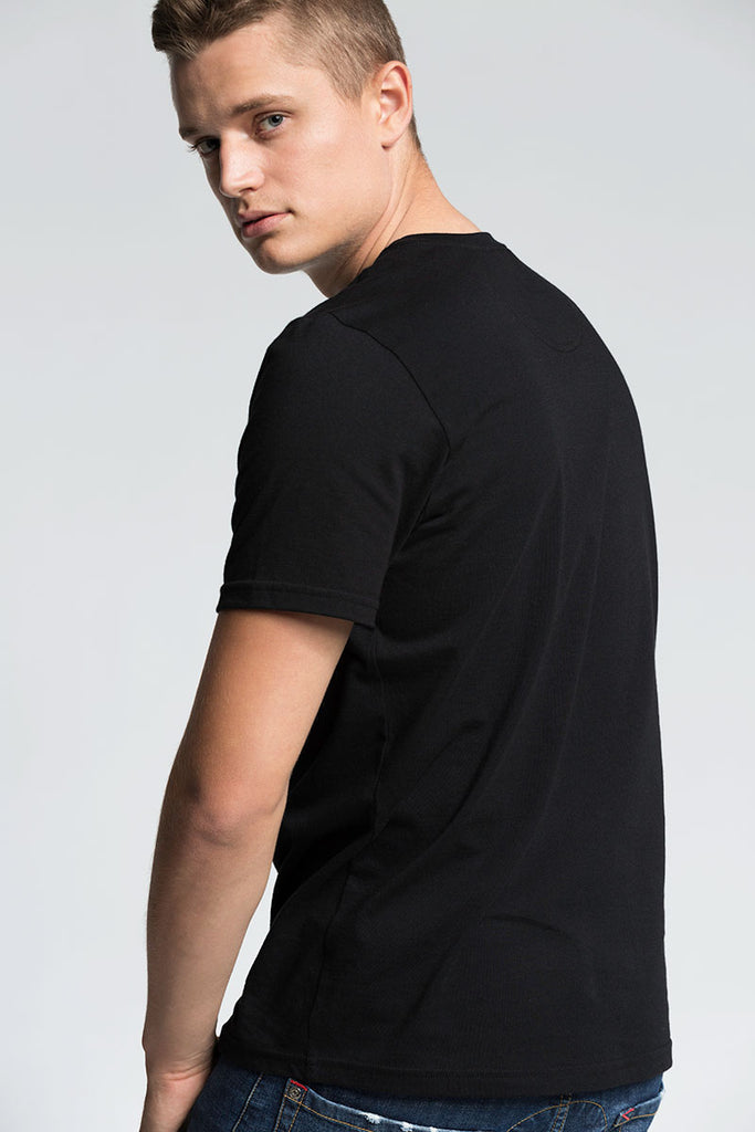 MEN BLACK LOVE TEE