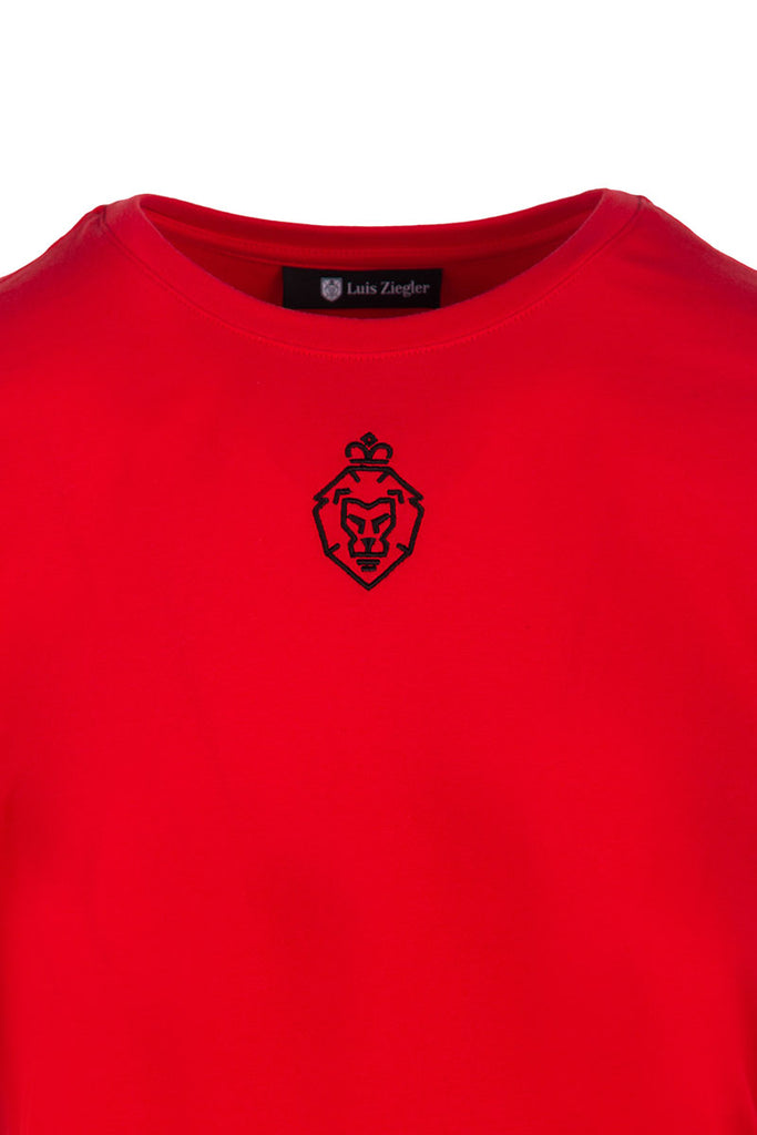 MEN CLASSIC RED TEE