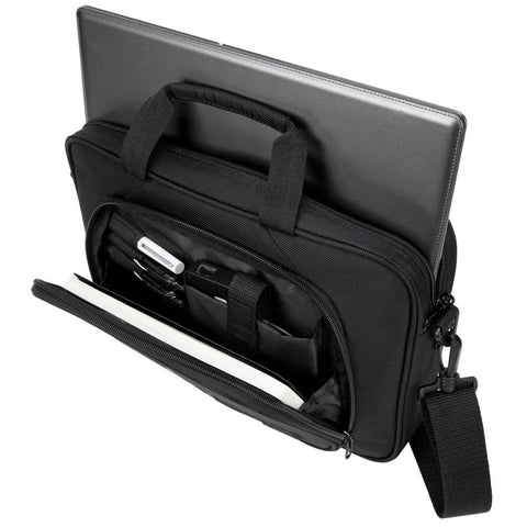 "12.1"" Intellect Slim Briefcase hidden"