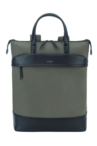 "Backpack/ Tote Convertible 15"" Newport - Olive"