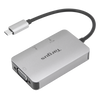 USB-C Multi-Port Single Video VGA Adapter with 100W PD Pass-Thru