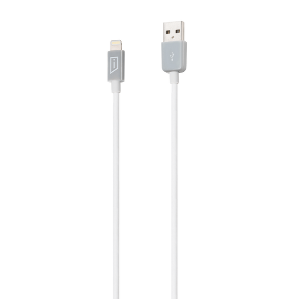 iStore Lightning Charge 10ft (3m) Cable (White)