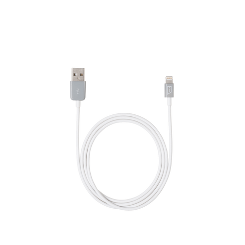 iStore Lightning Charge 3.3ft (1m) Cable (White) hidden