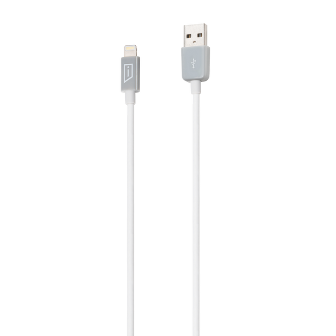 iStore Lightning Charge 6.7ft (2m) Cable (White)