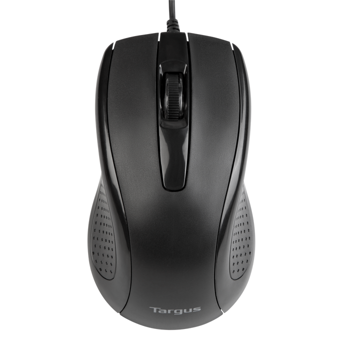 3-Button USB Full-Size Optical Mouse