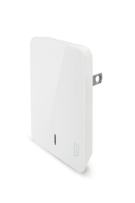 iStore Slim Dual USB-A Vertical Wall Charger