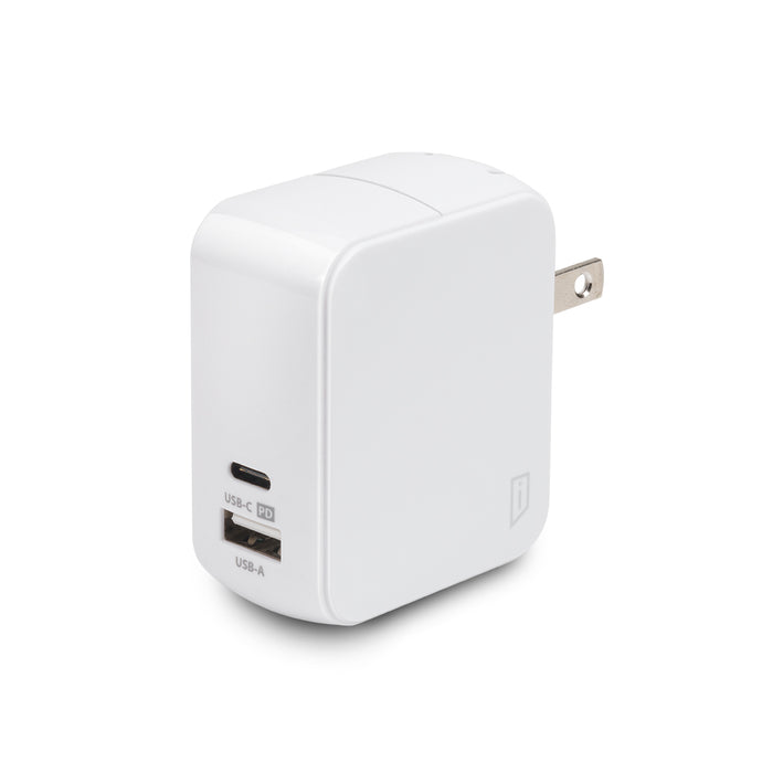 iStore Multi-Port USB-C/USB-A 30W Power Cube