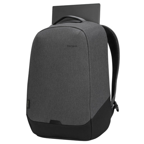 "Targus® 15.6"" Cypress Security Backpack with EcoSmart® - Grey hidden"