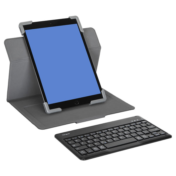 "Pro-Tek™ Universal 9-11"" Rotating Bluetooth Keyboard Case (Black)"