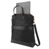 "15"" Newport Convertible 2-in-1 Messenger/Tote - In Use with Laptop"