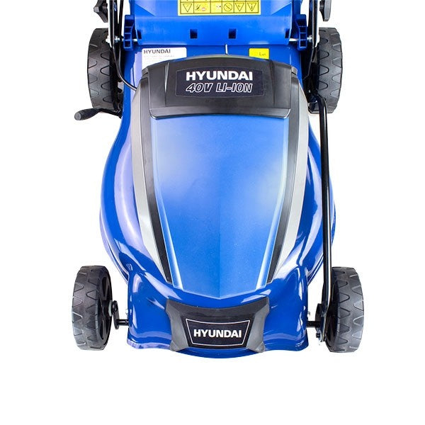 "17"" 40V Battery Mower - Steel Deck Skin Only HY42-E40(P)"