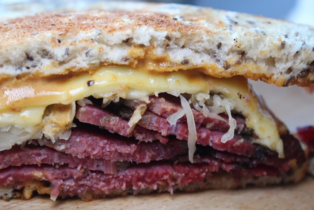 Pastramification and how to build the perfect Reuben
