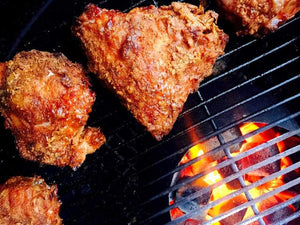"Fried Chicken or ""BFC"" Barbecue Fried Chicken"