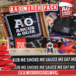 A&O Merch Pack