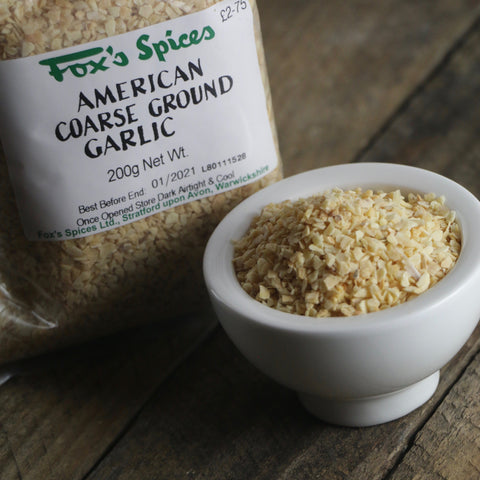 Coarse Ground Garlic