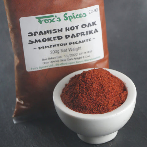 Hot Oak Smoked Paprika