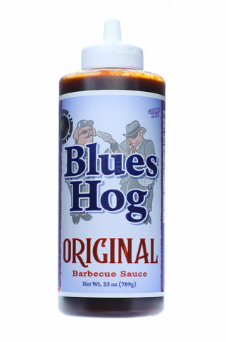 Blues Hog Original BBQ Sauce - NEW Squeezy Bottle