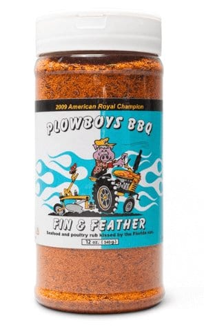 Plowboys BBQ Fin and Feather